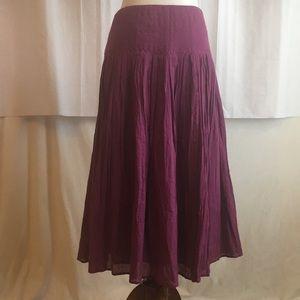 Ralph Lauren mid-calf skirt
